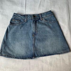 H&M's Denim Skirt